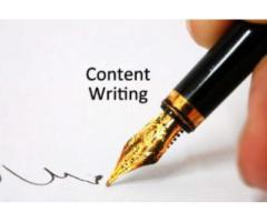 urgent vacancy for part time content  writer jobs