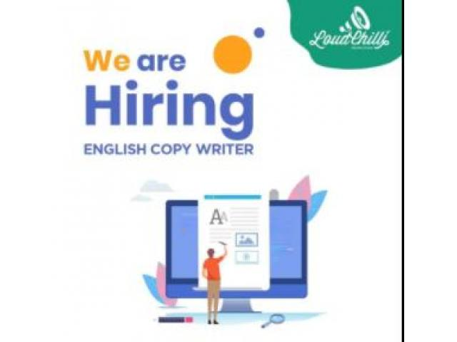 jobs vacancy for article writing jobs