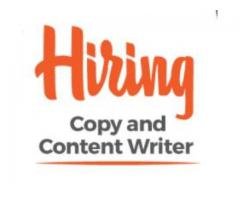 jobs vacancy for freelance content writer jobs in bangalore