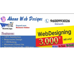 ₹ 3000 - 10000 | Monthly required jobs for web designer