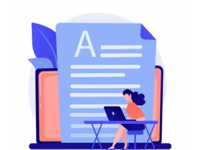 content writing jobs from home