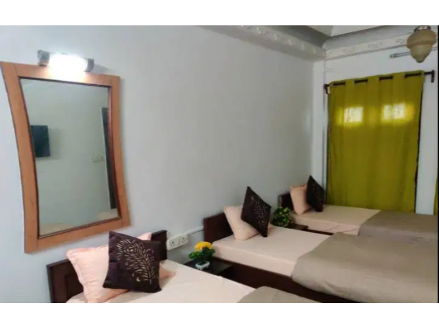 Flat for rent in Kolkata within 8000, Fully Furnished Rooms for Couples/Bachelors in Central Kolkata