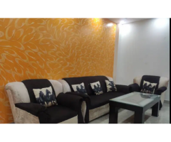 Flat for rent in Delhi,3bhk FULLY FURNISHED flat FOR RENT in Dwarka SECTOR 19