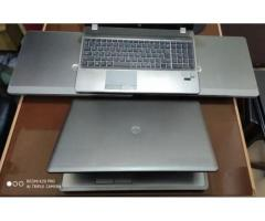 Hp i5 laptop with 15.6 inch screen with 4gb ram with warranty second hand laptop