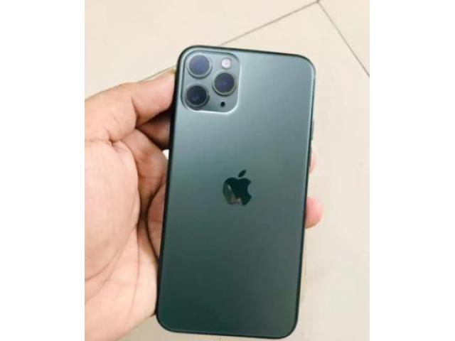 Used phone / iphone 11 PRO(64GB) IN MINT CONDITION