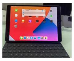 Used tablets | Ipad pro 64GB with keyboard wifi+cellular Just 38k