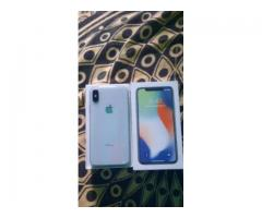 Used Iphone X 64GB in Good Condition