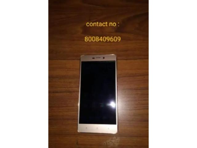 Redmi 3s prime used mobile available in good condition