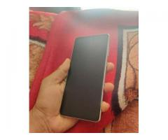 second hand mobile Samsung note 10 lite 6/128