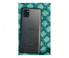 second hand mobile | Samsung note 10 lite 6 month old 8gb 128gb