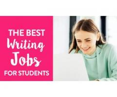 Best content writer jobs for students