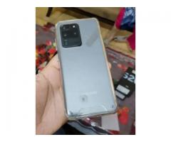 second hand mobile | S20 ultra 12 gb 256gb