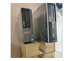 used computers | DELL AND HP I3 2ND GENERATION 320.GB HDD 4GB RAM DVD 1 YEAR WARRANTY