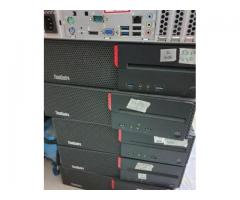 Branded Lenovo think center M700 CPU Intel 6th 4gb 500gb | used computers