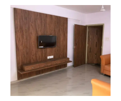 1 bhk furnished flat on rent in Surat