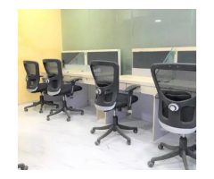 NO BROKERAGE Fully Furnished Office Available On Rent