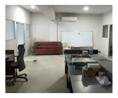 A big hall on 60 ft road for Godown & office