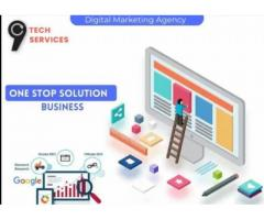 9tech Services:Digital Marketing,Web Development Agency,Coaching Inst.
