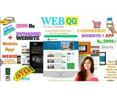 Web design/ website/ Ecommerce/ web development jobs