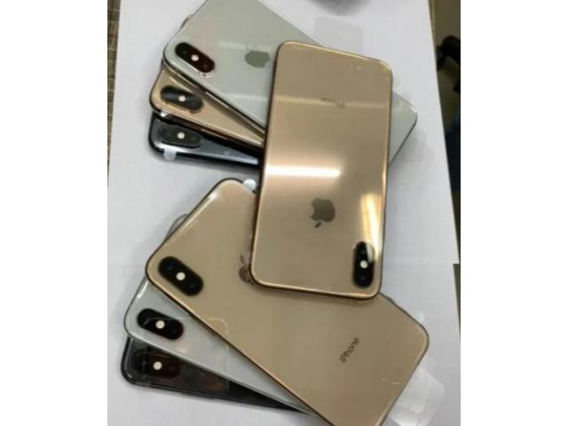 Used iPhone XS 64 GB New sealed Pack HALF RATE