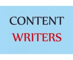 Hindi content writer jobs online