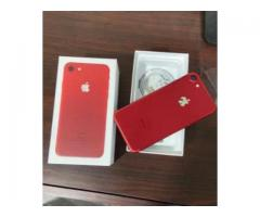 Used mobile | iphone7 red 128gb