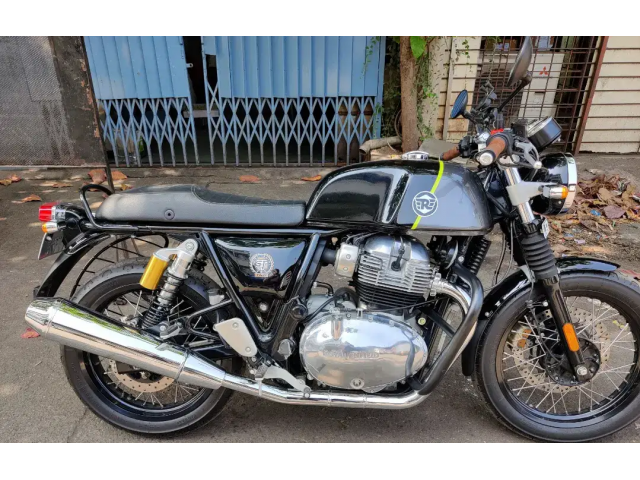 Used bike for sale like Royal Enfield Continental GT 650 BS6