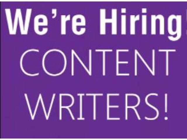 freelance blog writing jobs for content writers