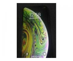 Iphone XS 64gb gold   second hand mobile
