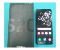 second hand mobile | Samsung S20 Ultra 128GB | Gifting Condition | Nov 2022 India warranty|