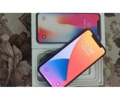 Used  Iphone x 64 gb availabe in good condition
