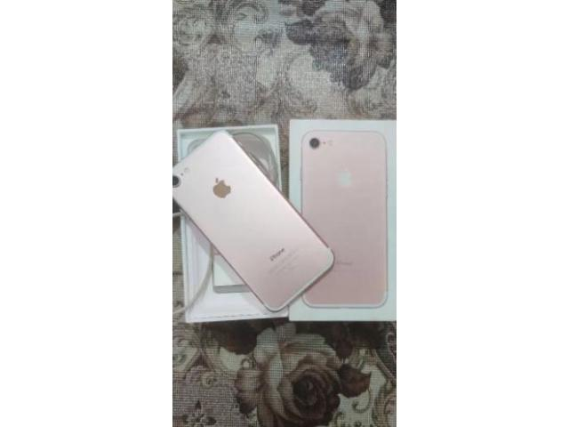 Second Hand Iphone 7 32 rose gold