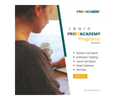 Python classes in Pune with Placement | ProITacademy