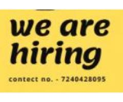 English content writer jobs