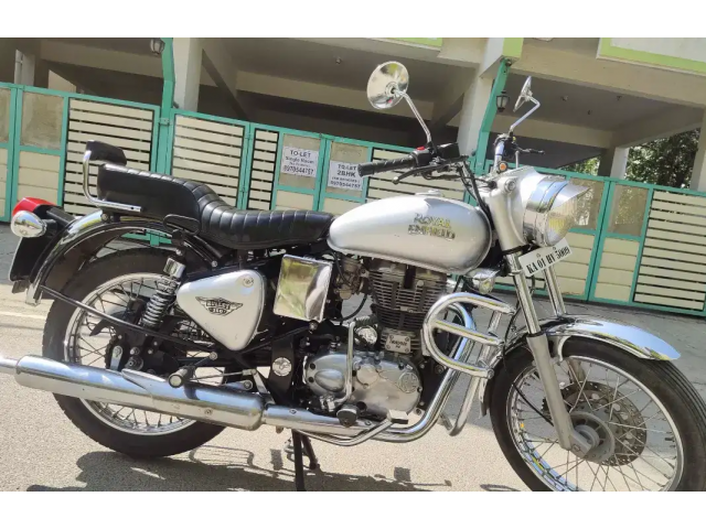Royal Enfield 350 cc  Sell used bike online at best prices available in Bangalore