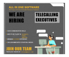 ₹ 6000 - 10000 | Monthly Tele-calling jobs