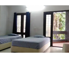 Exclusive accommodation for women in residential area in Electronic City
