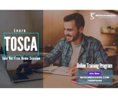 Tosca Certification Training at 3RI Technologies