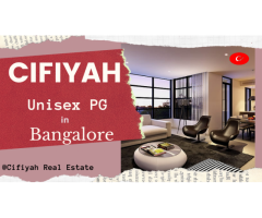 Unisex PG in Bangalore