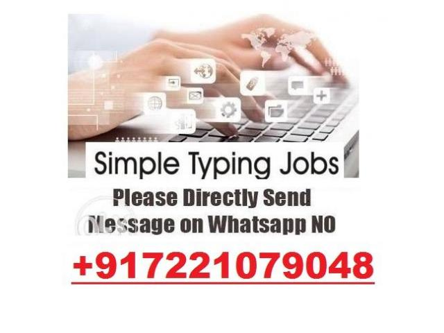 100% Daily Payout || 300 Rs. Per Page || Data Entry Projects.!!